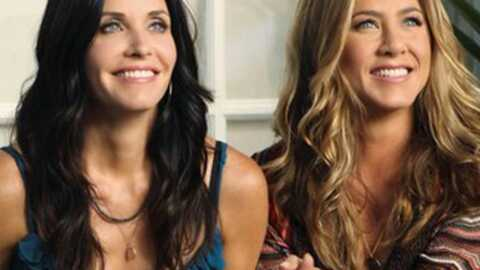 Courteney Cox: Jennifer Aniston joue la conseillère conjugale