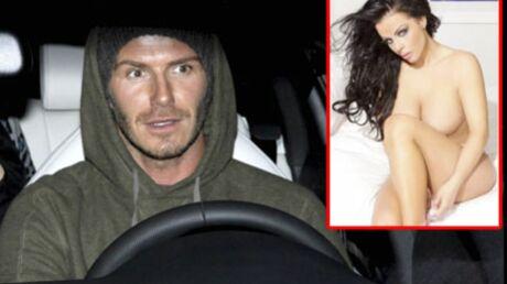 David Beckham: la prostituée bosnienne veut un procès