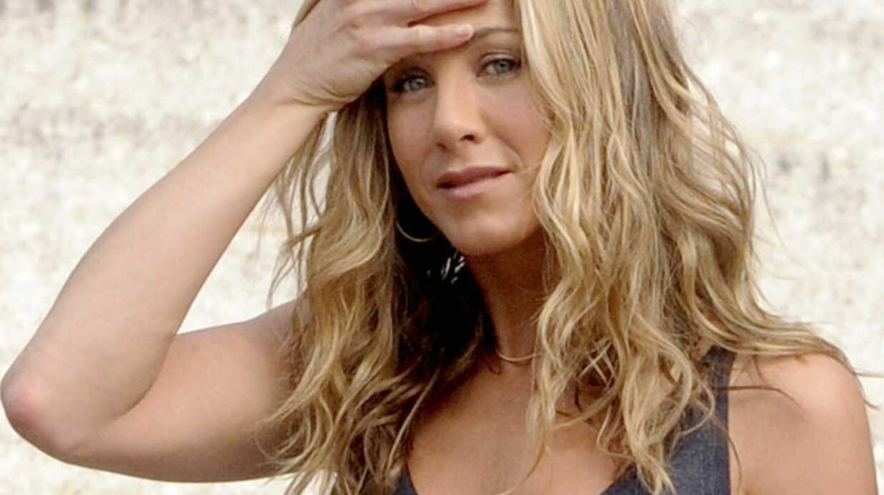 Jennifer Aniston fait un break professionnel