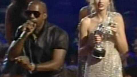 VIDEO Kanye West pète les plombs en direct aux MTV Awards