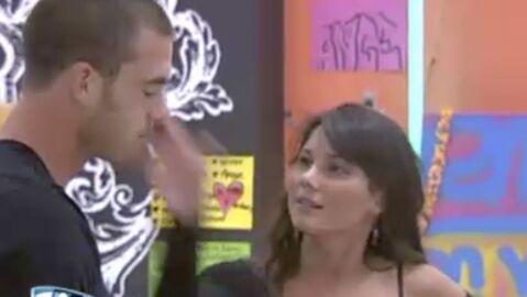Secret Story 3: Jonathan se fait gifler par Sabrina