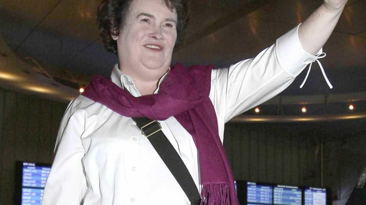 Ecoutez le premier extrait de l'album de Susan Boyle