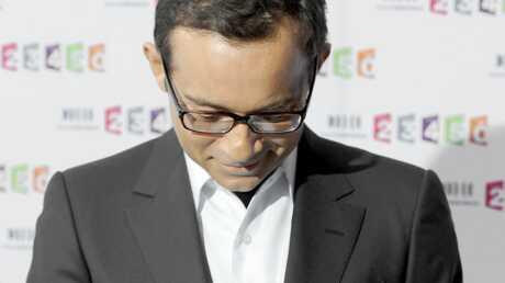 Jean-Luc Delarue soutenu par Nikos et Stéphane Plaza