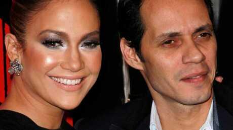 Jennifer Lopez et Marc Anthony Le baptême