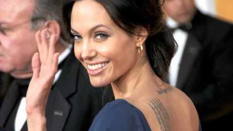 Angelina Jolie élue plus belle femme du monde