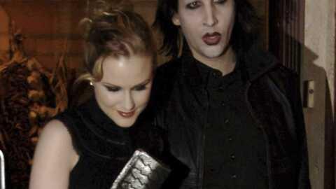 Marilyn Manson de retour avec son ex Evan Rachel Wood