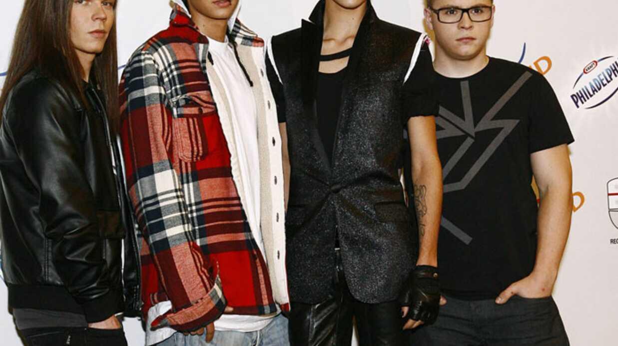 Les Tokio Hotel ne font plus rêver les filles