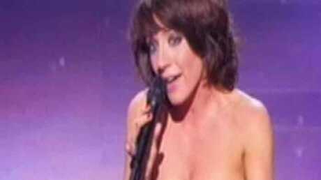Nouvelle Star: l'affaire du téton de Virginie Guilhaume
