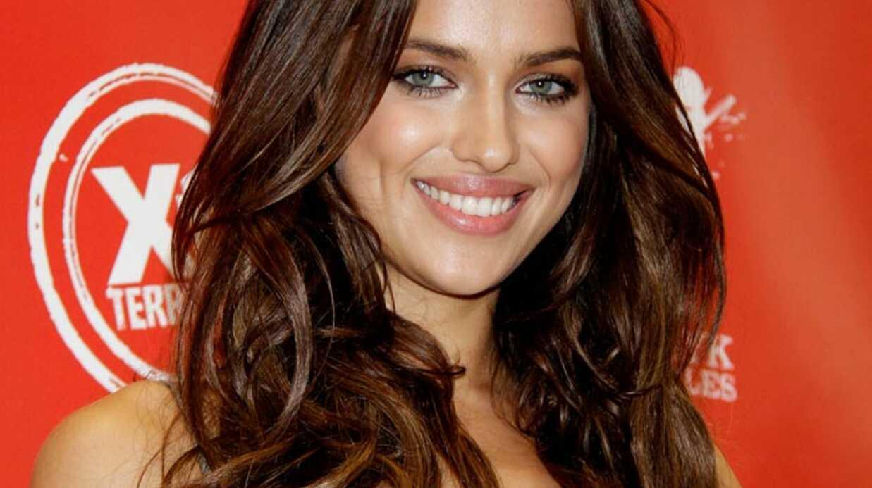 Irina Shayk: la compagne sexy de Cristina Ronaldo nue