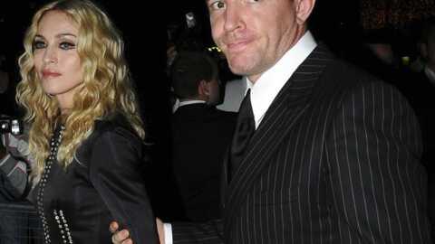 Madonna avec Guy Ritchie et les enfants pour Noel