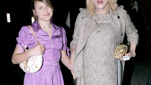Courtney Love perd la garde de sa fille Frances Cobain