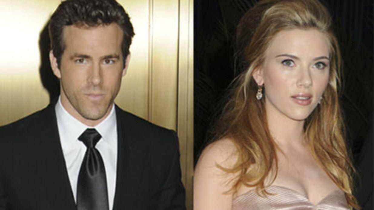 Scarlett Johansson et Ryan Reynolds: le divorce est lancé