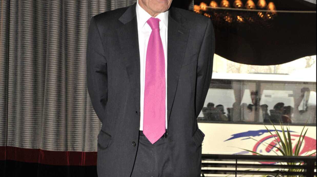 Patrick Poivre d'Arvor arrête la télé
