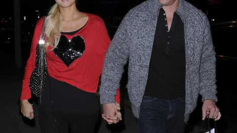 LOOK Paris Hilton en mode Saint-Valentin