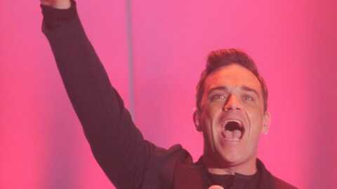 Danse avec les stars avec Robbie Williams sur TF1