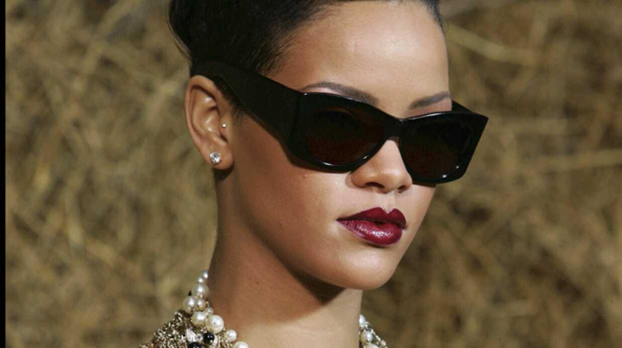 Rihanna parle de son agression dans le magazine W
