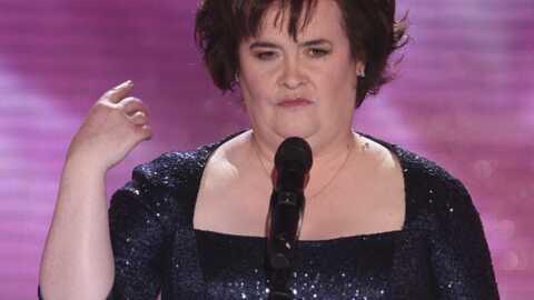 Susan Boyle a pété les plombs dans un aéroport