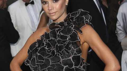 Victoria Beckham se dévoile avec style