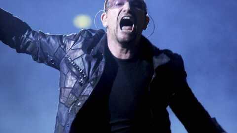 U2:  guéri, Bono est prêt à remonter sur scène