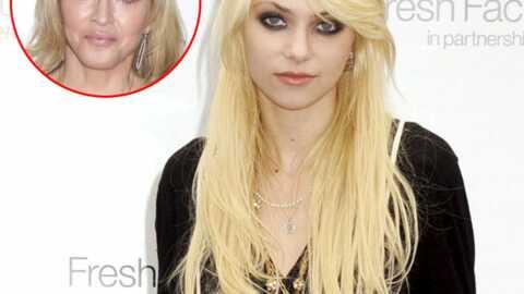 La Gossip Girl Taylor Momsen adoubée par Madonna