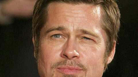 Brad Pitt ne supporte plus qu'on le touche