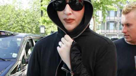Marilyn Manson démasqué aux Alcooliques Anonymes