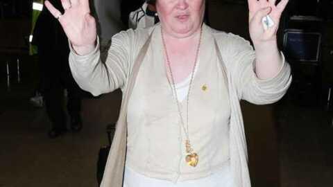 Susan Boyle annule ses lives pour raison de santé