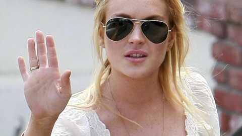 Lindsay Lohan recalée de la série True Blood