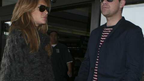 Robbie Williams : sa fiancée quitte la maison à cause du foot