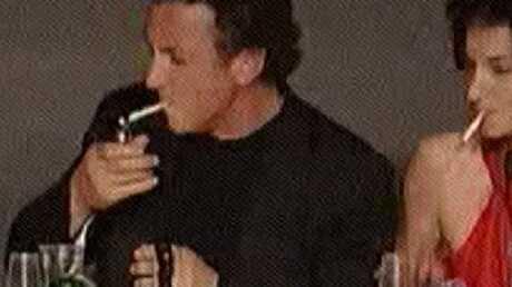 Sean Penn Un coup fumeux