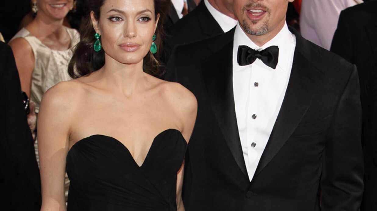 Brad Pitt et Angelina Jolie à Cannes pour Inglorious Basterds