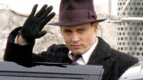 Johnny Depp dans la peau de Sinatra