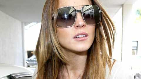 Lindsay Lohan: les policiers devant sa maison!