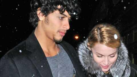 Madonna: c'est reparti avec Jesus Luz