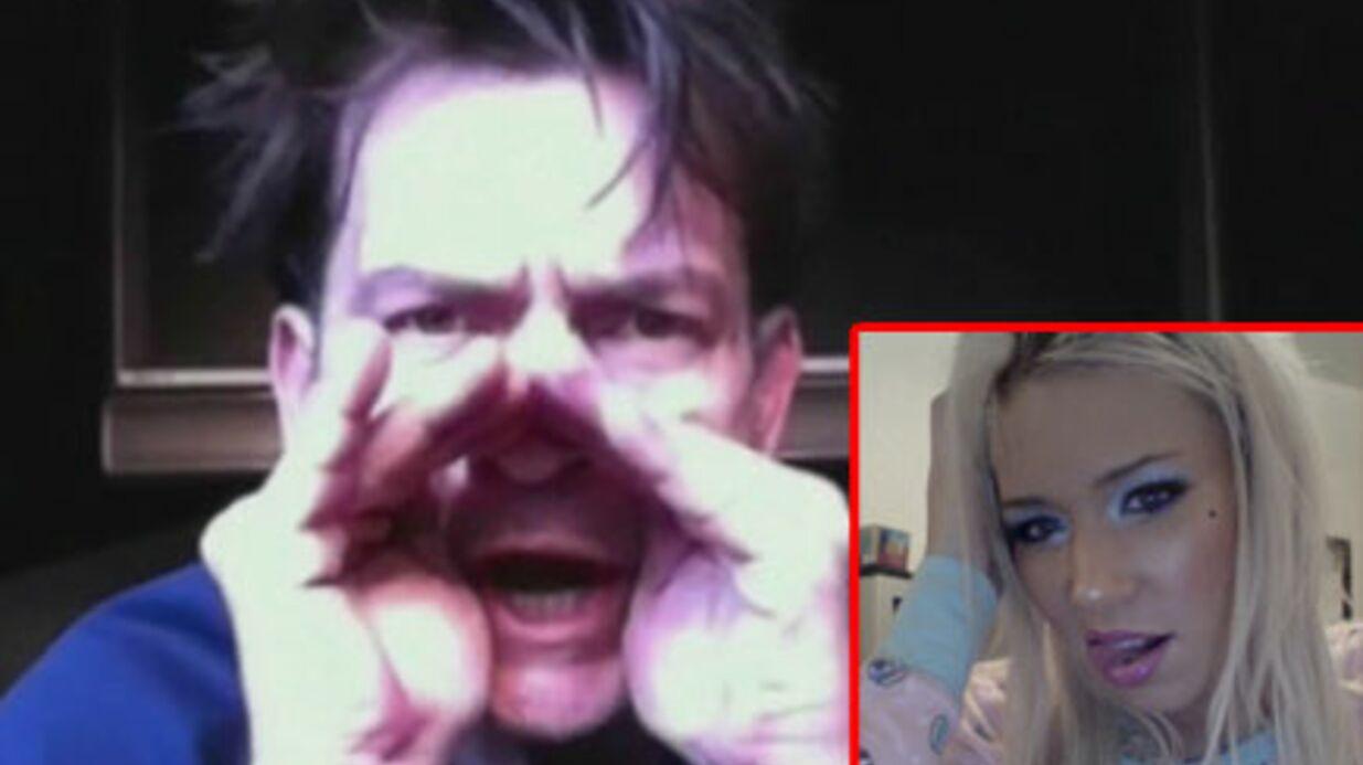 Charlie Sheen: tentative de suicide de son amie porno star