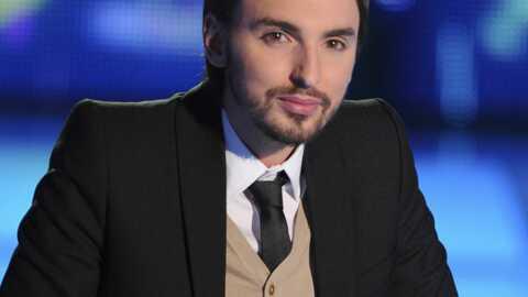 X Factor: Christophe Willem de l'autre côté du pupitre