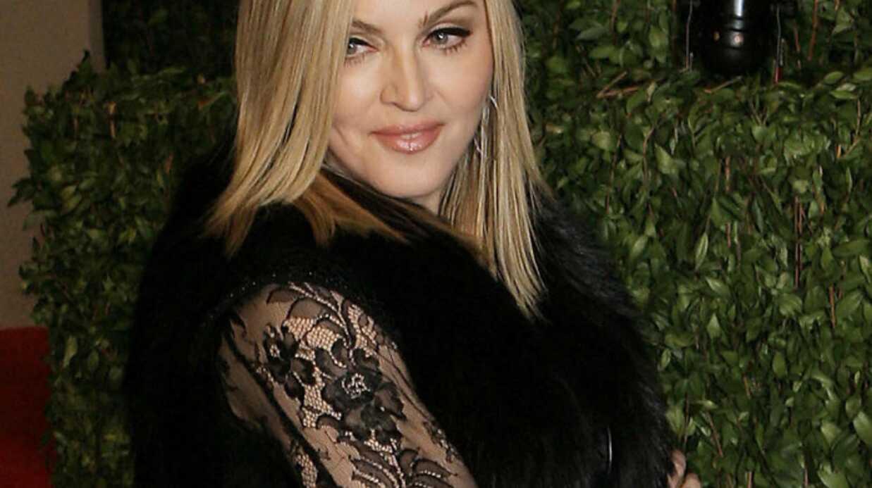 Madonna: son cambrioleur était un amoureux transi