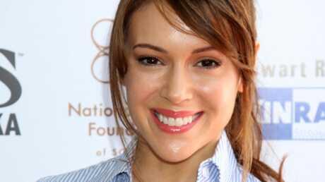 Alyssa Milano: guest star dans Castle