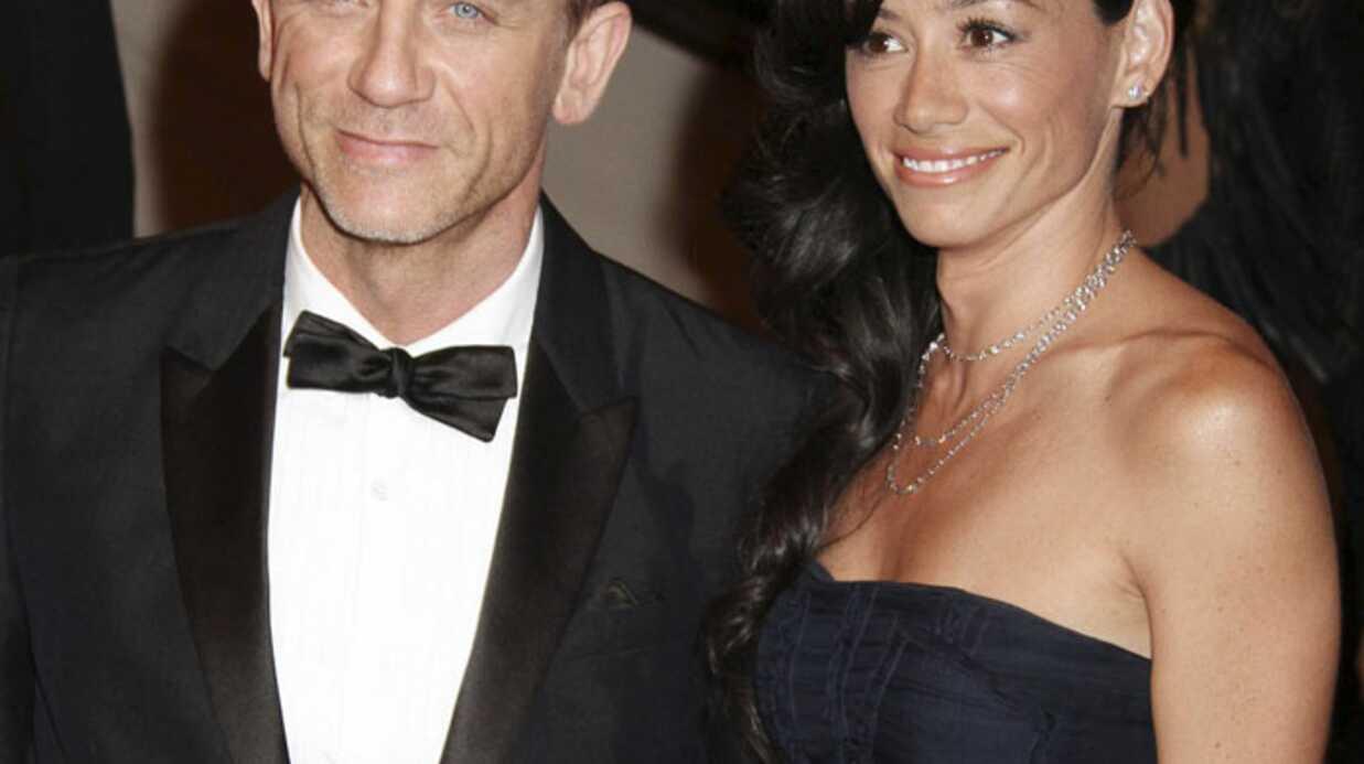 Daniel Craig se sépare de sa fiancée, Satsuki Mitchell