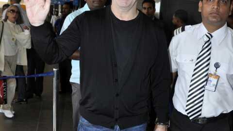 John Travolta: sa femme sur le point d'accoucher