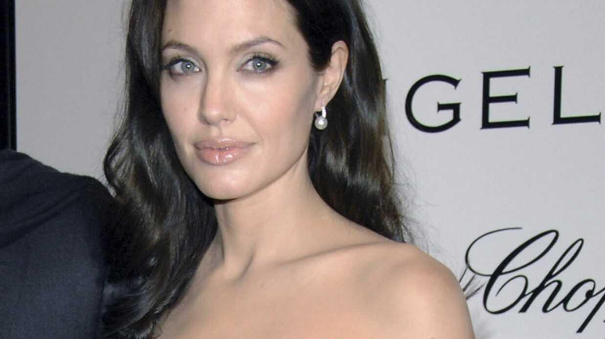Angelina Jolie poursuit sa carrière au cinéma