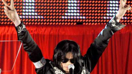 Michael Jackson : cinq nominations aux American Music Awards