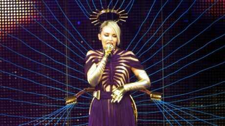 Kylie Minogue: un concert à 4 millions de $ à Dubaï