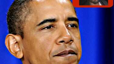 Un «crétin» selon Obama