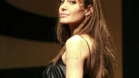 Angelina Jolie au Grand Rex à Paris pour Salt demain