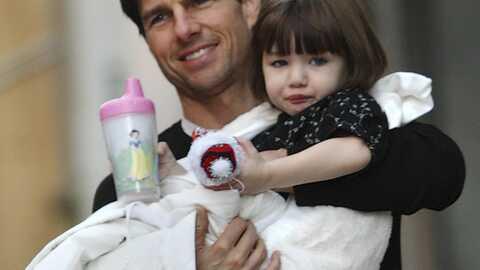Tom Cruise aimerait que sa fille devienne actrice