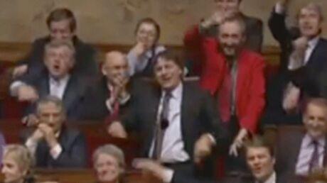 VIDEO Lipdub de l'UMP: Xavier Darcos moqué à l'Assemblée