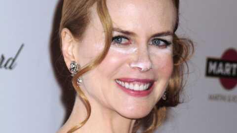 Nicole Kidman: maquillage râté à l'avant-première de Nine
