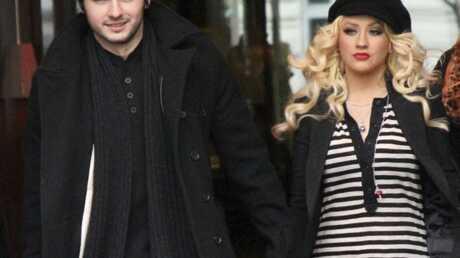 PHOTOS Christina Aguilera avec son nouveau mec à Paris