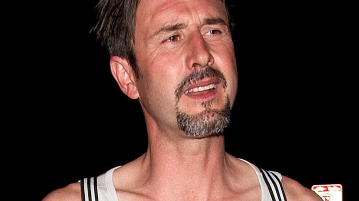 David Arquette noie son chagrin dans l'alcool